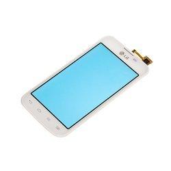 Тачскрин (сенсорное стекло) LG L5 II (E450) (R0000661) (белый)