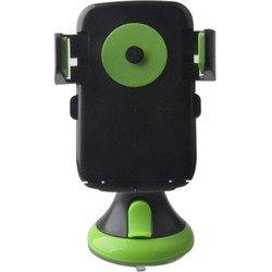 Универсальный автомобильный держатель 12HD68 (R0003664) (зеленый/черный)