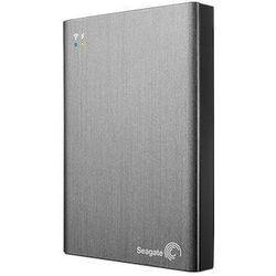 Жесткий диск Seagate Wireless Plus 2Tb USB 3.0 (STCV2000200) (серебристый)
