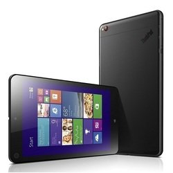 lenovo thinkpad tablet 8 128gb 3g + чехол quickshot + ms office home & student (черный) :::