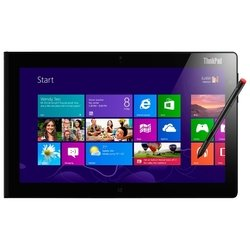 "планшет lenovo thinkpad tablet 10 z2760 4c ct/ram4gb/rom64gb/10.1"" hd 1280*800/3g/wifi/bt/8mpix/2mp/w8.1 64/black/touch /fpr/nfc"