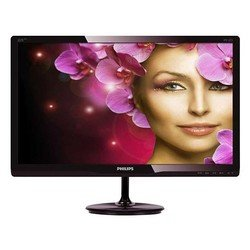 "��������� ������� philips 21.5"" 227e4qsd/00 black cherry ips led 14ms 16:9 dvi 20m:1 250cd"