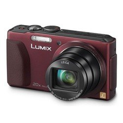 "��������� photocamera panasonic lumix dmc-tz40 red 18.1mpix zoom20x 3"" 1080 sdxc mos is opt toulcd hdmi gps 24��li-ion"