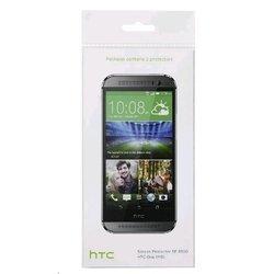 Защитная пленка для HTC One M8 (HTC SP R100) (прозрачная) (2 шт.)