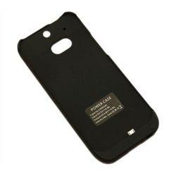 �����-����������� ��� HTC One M8 (Palmexx PX/BCASE HC M8 BLACK) (3200 ���) (������)