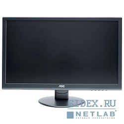 "монитор lcd aoc 27"" e2752va black (led 1920x1080 5ms 170/160 dvi +mm 20m:1 300cd)"