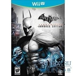 ���� batman: arkham city armoured edition [wiiu,  ������� ��������]