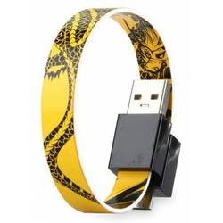 Кабель USB-microUSB+30 pin для Apple iPhone 3GS/4/4S, iPad/2/3 new, iPod Nano 6/touch 4 (GGMM Loop Dragon) (DZ00435)