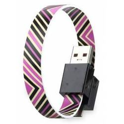 Кабель USB-microUSB+30 pin для Apple iPhone 3GS/4/4S, iPad/2/3 new, iPod Nano 6/touch 4 (GGMM Loop Ab) (DZ00445)
