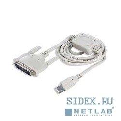 ���������� � USB - DB25M 1.8m (Gembird UAS112)