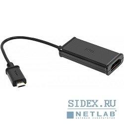 Переходник microUSB (M) - HDMI (F) 8см (Defender MHL 08)