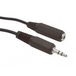 Аудио-кабель 3.5 Jack - 3.5 Jack 3 м (Gembird CCA-423-3M) (черный)