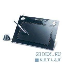 """Графический планшет Genius G-Pen 712 широкоформатный (12""""x7.25""""/9.5""""x7.25) с беспроводным пером ,  USB"""