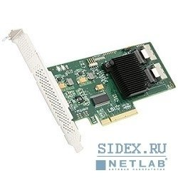 Контроллер LSI Logic SAS 9211-8I SGL (LSI00194)