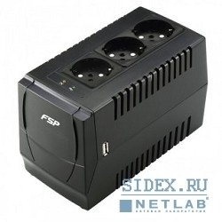 FSP Group Power AVR 1500 (черный)