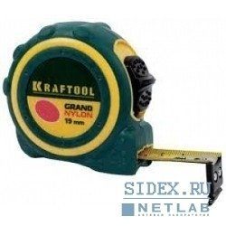Рулетка KRAFTOOL GRAND 5 м х 19 мм (3412-05-19_z01)