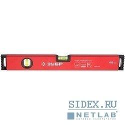 """Уровень ЗУБР """"УС - 4"""" коробчатый,  крашеный,  2 ампулы,  фрезерованная базовая поверхность,  200 см"""