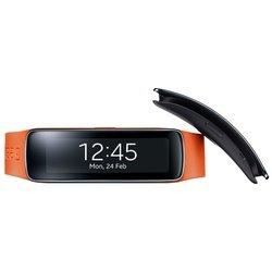 Ремешок для Samsung Gear Fit (ET-SR350BOEGRU) (оранжевый)