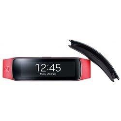 Ремешок для Samsung Gear Fit (ET-SR350BREGRU) (красный)