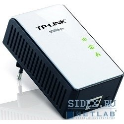 сетевое оборудование tp-link tl-pa511 (eu) gigabit powerline adapter 500mbps