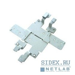 сетевое оборудование air-ap-t-rail-r= ceiling grid clip for aironet aps - recessed mount (default)