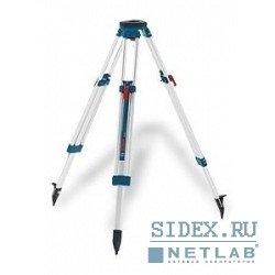Штатив для оптических нивелиров Bosch BT 160 (601091200) (высота 97-160 см)