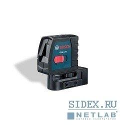 Нивелир Bosch GLL 2-15 (601063701) (лазерный, линейный)