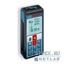 Лазерные дальномеры,  уровни,  детекторы Bosch GLM 100 Дальномер лазерный (0, 05-100м,  точн.1.5мм/100м,  0, 14 кг) [601072700]
