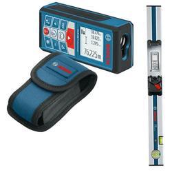 Дальномер лазерный Bosch GLM 80 + уровень Bosch R 60 (601072301)