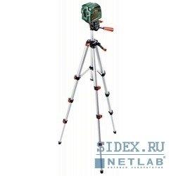 Нивелир Bosch PCL 10 SET + штатив (603008121) (лазерный, линейный)