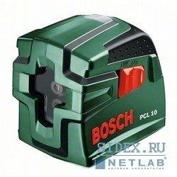 Нивелир Bosch PCL 10 (603008120) (лазерный, линейный)