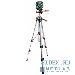 Нивелир Bosch PCL 20 Set (0603008221) (лазерный, линейный) + штатив