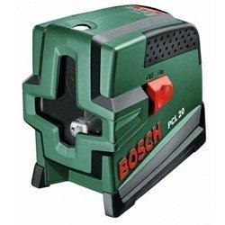 Нивелир Bosch PCL 20 (603008220) (лазерный, линейный)