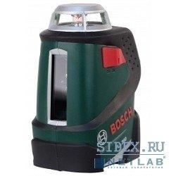 Нивелир Bosch PLL 360 SET (603663001) (лазерный, линейный) + штатив