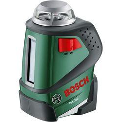 Нивелир Bosch PLL 360 (0603663020) (лазерный, линейный)