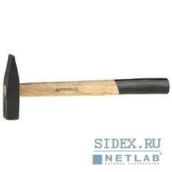 """Молоток слесарный STAYER """"MASTER"""" кованый с деревянной рукояткой,  1, 5кг (2002-15)"""