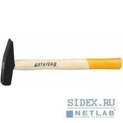 Молоток слесарный STAYER (STANDARD 20025-08) (0.8 кг)
