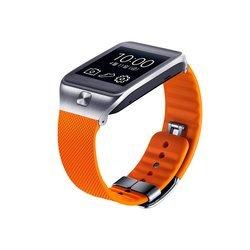 Ремешок для Samsung Gear 2, Gear 2 Neo (ET-SR380BOEGRU) (оранжевый)