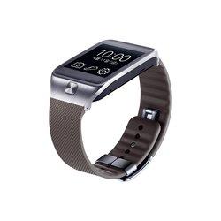 Ремешок для Samsung Gear 2, Gear 2 Neo (ET-SR380BSEGRU) (серый)