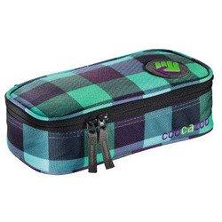 Пенал Coocazoo (PencilDenzel 00124808) (зеленый, фиолетовый)