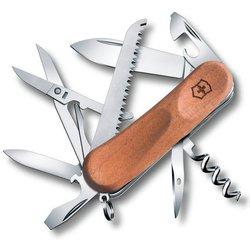 Нож перочинный Victorinox EvoWood 17 2.3911.63 85мм 13 функций деревянная рукоять