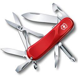Нож перочинный Victorinox Evolution S16 2.4903.SE 85мм 14 функций красный