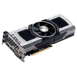 ASUS GeForce GTX TITAN Z 705Mhz PCI-E 3.0 12288Mb 7000Mhz 768 bit 2xDVI HDMI HDCP