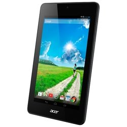 acer iconia one b1-730 16gb (черный) :::