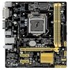 ASUS B85M-K RTL - Материнская платаМатеринские платы<br>Материнская плата с сокетом LGA1150, форм-фактор microATX, чипсет Intel B85, до 2 планок памяти DDR3 DIMM частотой 1066 - 1600 МГц, слоты расширения: 1xPCI-E x16, 2xPCI-E x1, разъемов SATA 3Gb/s: 2, разъемов SATA 6Gb/s: 4, на задней панели: 4xUSB, из них 2xUSB 3.0, D-Sub, DVI, Ethernet, PS/2 (клавиатура), PS/2 (мышь).<br>