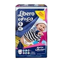 libero up&go marine collection 6 (13-20 кг) 28 шт.