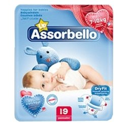 Assorbello Dry Fit Maxi (7-18 ��) 19 ��.
