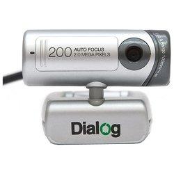 Dialog WC-25U (серебристый)