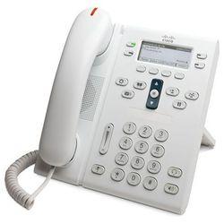 IP - телефон Cisco 6941 Slimline Handset (CP-6941-WL-K9=) (белый)