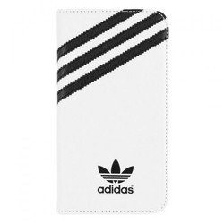 чехол-книжка для samsung galaxy s5 (adidas booklet case 17209) (белый)